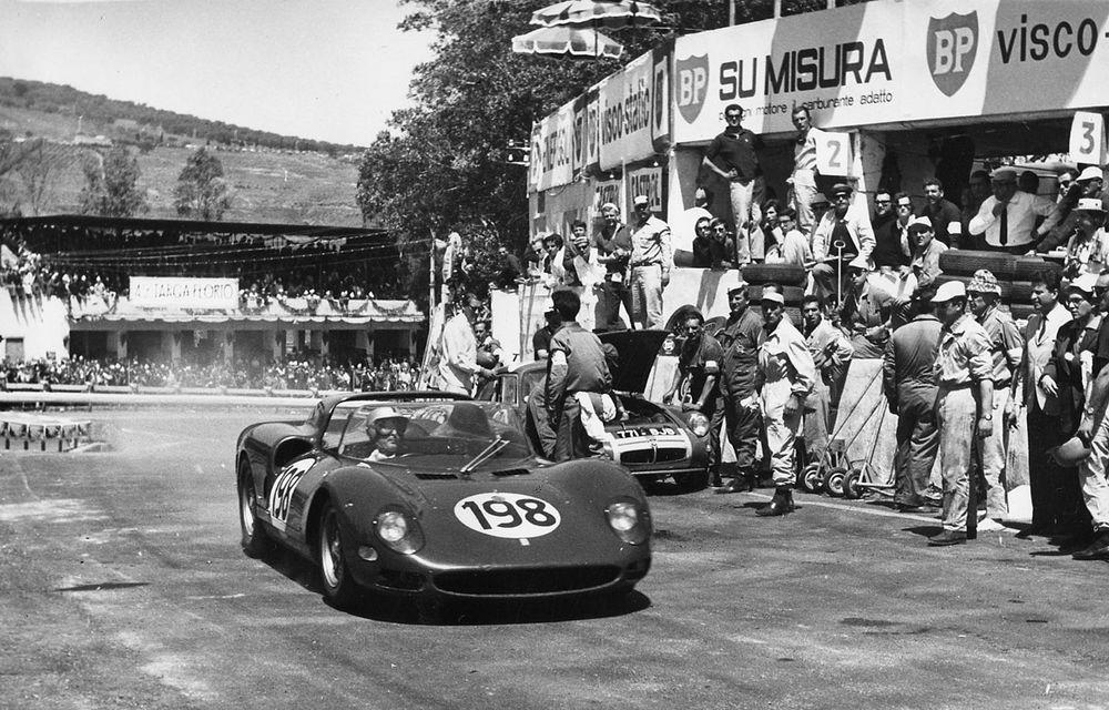 POVEŞTI AUTO: Targa Florio - cursa uitată - Poza 6