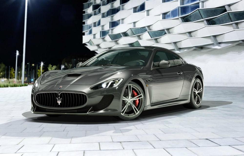 Maserati GranTurismo MC Stradale vine la Geneva cu două locuri în plus - Poza 1