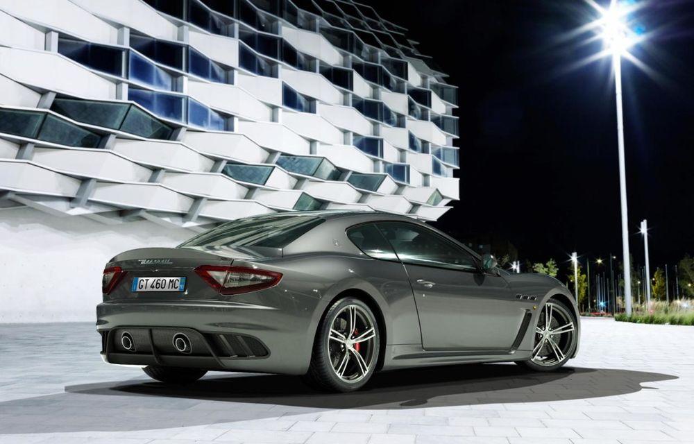 Maserati GranTurismo MC Stradale vine la Geneva cu două locuri în plus - Poza 2