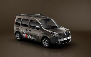 Renault Kangoo facelift, în varianta de pasageri, debutează la Geneva
