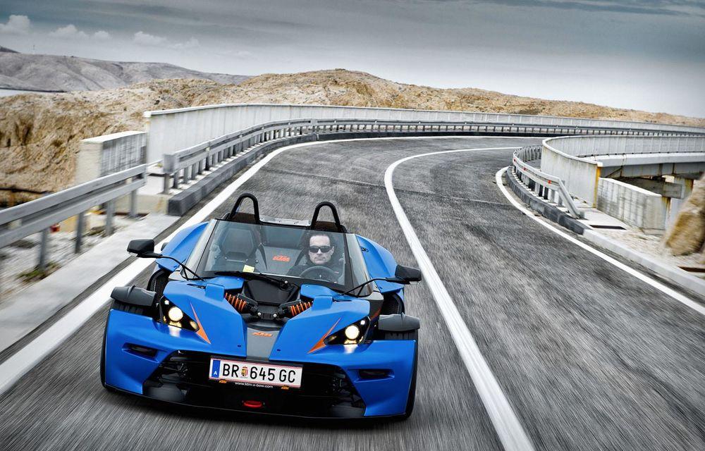 KTM X-BOW primeşte o versiune cu parbriz la Geneva - Poza 2