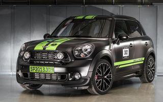 Mini John Cooper Works Countryman Dakar Edition sosește la Geneva