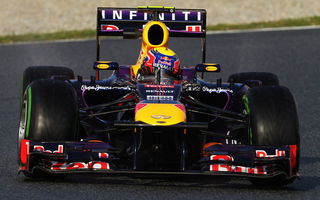 """Vettel: """"A fost imposibil să stabilim setările pentru monopostul Red Bull"""""""