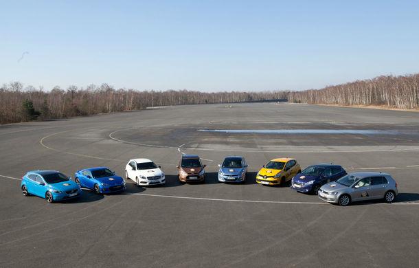 OFICIAL: VW Golf 7 este Car of the Year 2013 - Poza 2