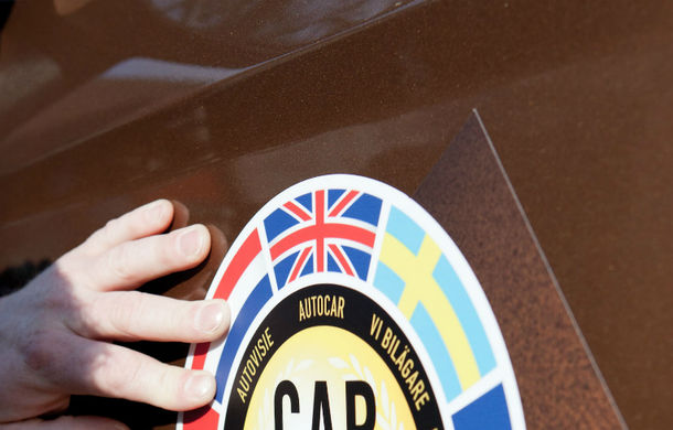 OFICIAL: VW Golf 7 este Car of the Year 2013 - Poza 4