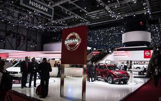 REPORTAJ GENEVA LIVE: Standul Nissan subliniază reinventarea modelului Note