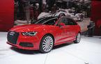 GENEVA 2013 LIVE: Audi A3 e-tron Concept, cel mai economic exponat al nemţilor