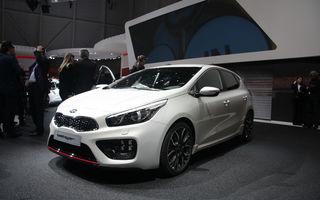 GENEVA 2013 LIVE: Kia Cee'd GT şi Pro_cee'd GT, debutul hot hatch-urilor mult aşteptate