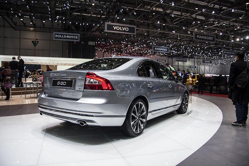 GENEVA 2013 LIVE: Volvo a adus la Geneva întreaga gamă de modele cu facelift - Poza 14
