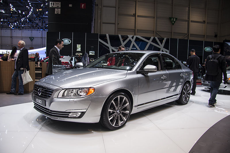 GENEVA 2013 LIVE: Volvo a adus la Geneva întreaga gamă de modele cu facelift - Poza 13
