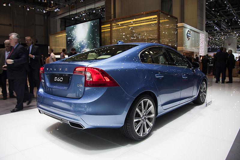 GENEVA 2013 LIVE: Volvo a adus la Geneva întreaga gamă de modele cu facelift - Poza 2
