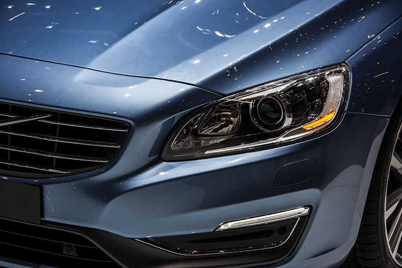 GENEVA 2013 LIVE: Volvo a adus la Geneva întreaga gamă de modele cu facelift - Poza 3
