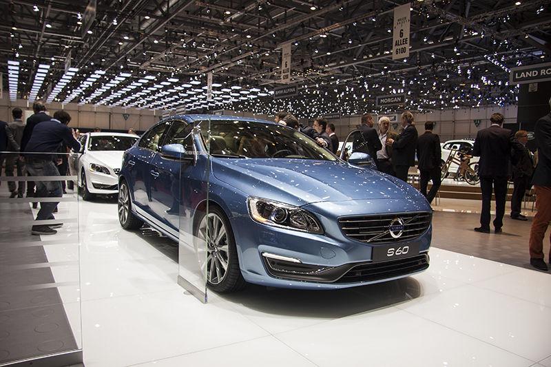 GENEVA 2013 LIVE: Volvo a adus la Geneva întreaga gamă de modele cu facelift - Poza 1