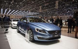 GENEVA 2013 LIVE: Volvo a adus la Geneva întreaga gamă de modele cu facelift