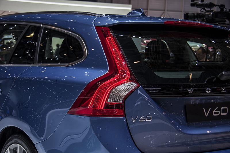 GENEVA 2013 LIVE: Volvo a adus la Geneva întreaga gamă de modele cu facelift - Poza 9