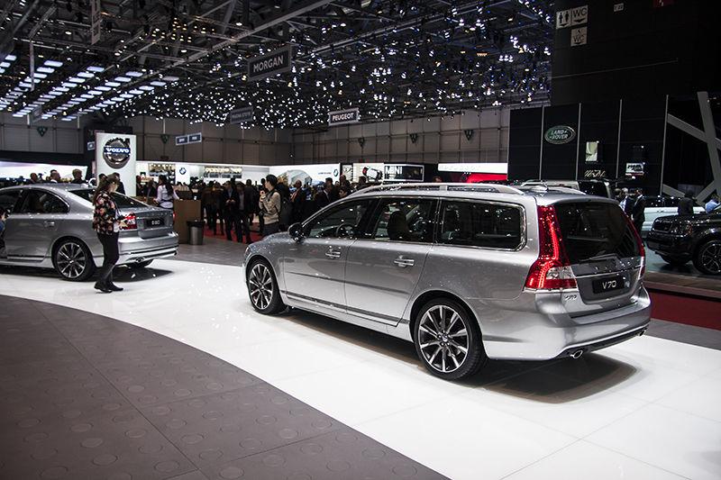 GENEVA 2013 LIVE: Volvo a adus la Geneva întreaga gamă de modele cu facelift - Poza 17