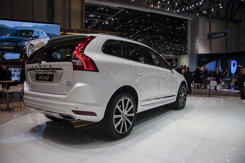 GENEVA 2013 LIVE: Volvo a adus la Geneva întreaga gamă de modele cu facelift - Poza 5