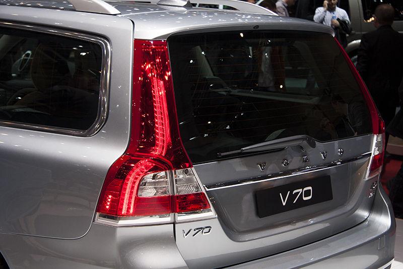 GENEVA 2013 LIVE: Volvo a adus la Geneva întreaga gamă de modele cu facelift - Poza 18