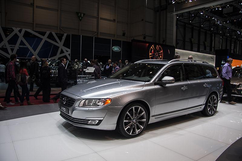 GENEVA 2013 LIVE: Volvo a adus la Geneva întreaga gamă de modele cu facelift - Poza 16
