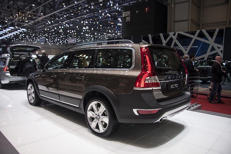 GENEVA 2013 LIVE: Volvo a adus la Geneva întreaga gamă de modele cu facelift - Poza 11