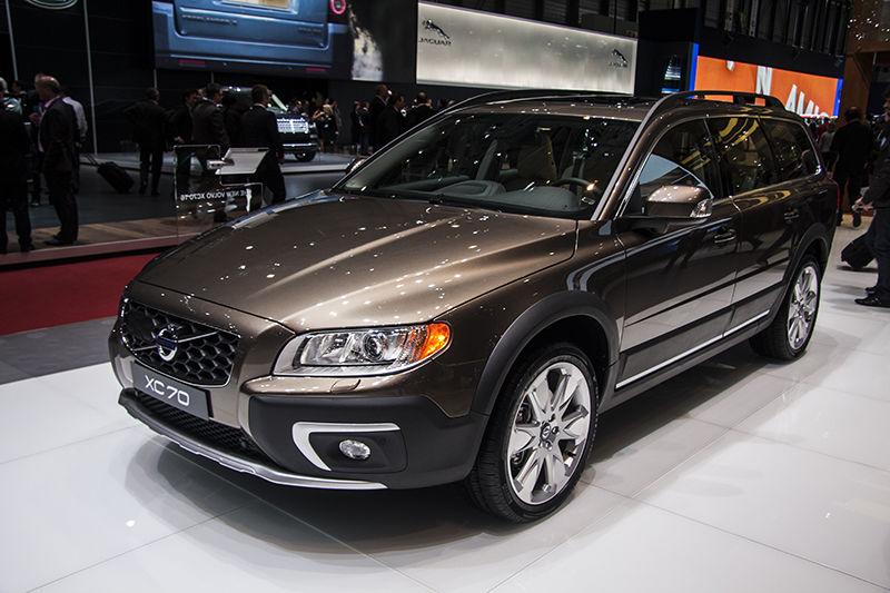 GENEVA 2013 LIVE: Volvo a adus la Geneva întreaga gamă de modele cu facelift - Poza 10