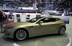 GENEVA 2013 LIVE: Aston Martin a avut două exponate, cu doi creatori diferiţi