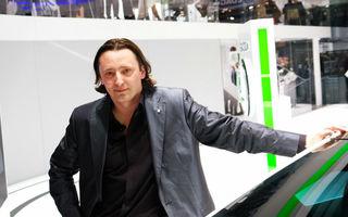 """Interviu cu Jozef Kaban, designerul-şef Skoda: """"Vom aduce noutăţi în segmentul SUV"""""""