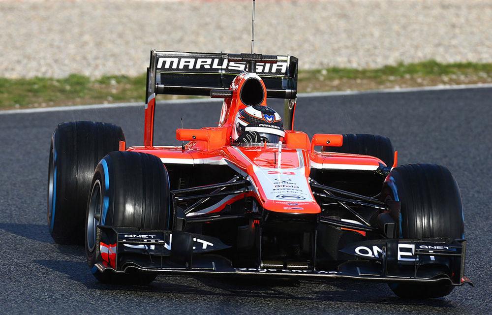 Marussia nu a semnat încă acordul comericial cu Ecclestone - Poza 1