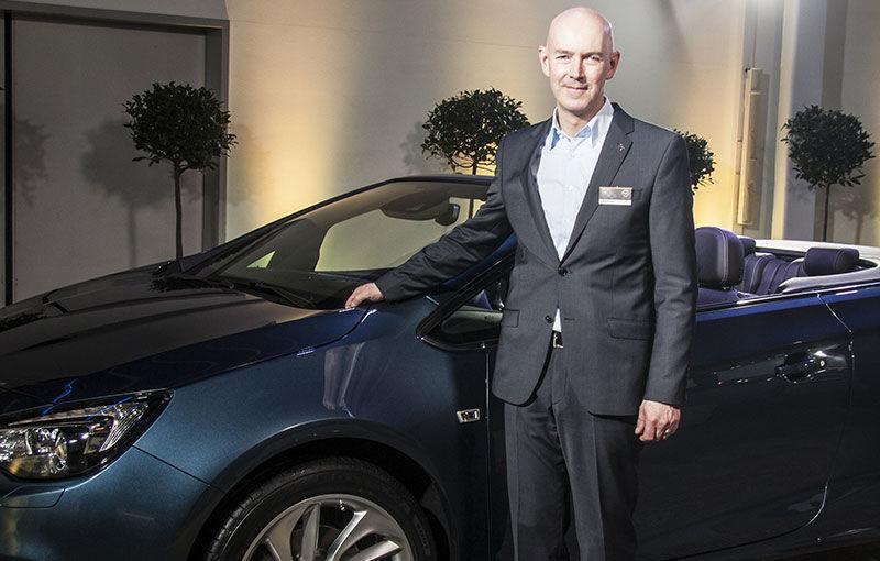 """Interviu cu Andrew Dyson, designerul lui Opel Cascada: """"Avem avantajul preţului în faţa lui Audi A5 Cabrio"""" - Poza 1"""