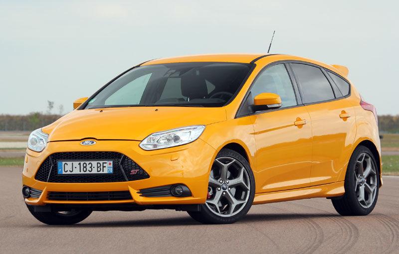Ford Focus ST, cel mai bine vândut hot-hatch în ultimele luni ale lui 2012 - Poza 1