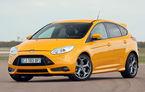 Ford Focus ST, cel mai bine vândut hot-hatch în ultimele luni ale lui 2012