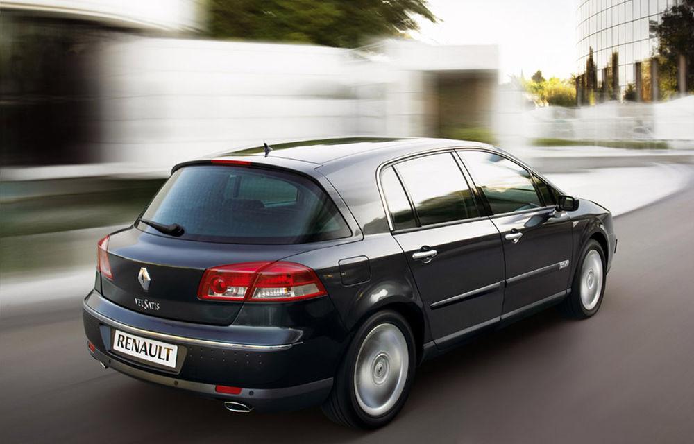 Renault renunţă la planurile de a construi un sedan bazat pe modelul E-Klasse - Poza 1