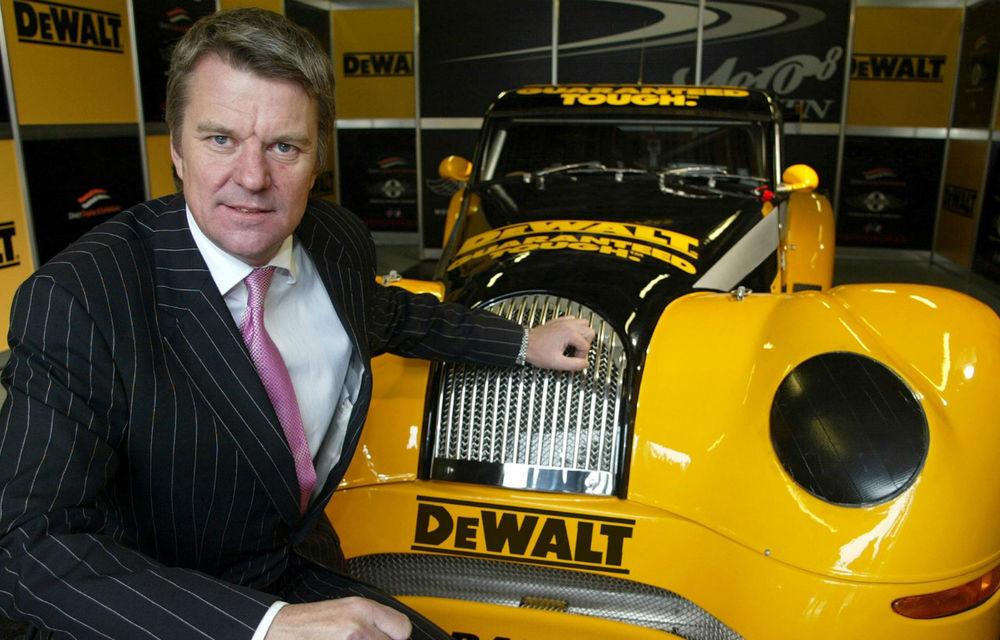 Charles Morgan s-a retras de la conducerea companiei cu acelaşi nume - Poza 1