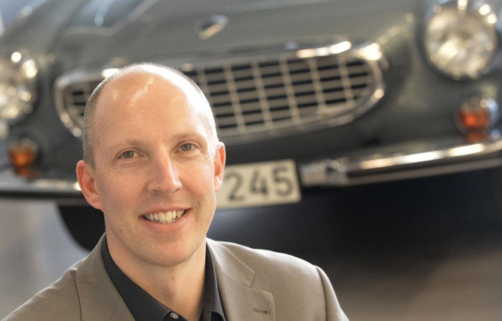 Robin Page, şeful departamentului de design interior de la Bentley, pleacă la Volvo - Poza 1