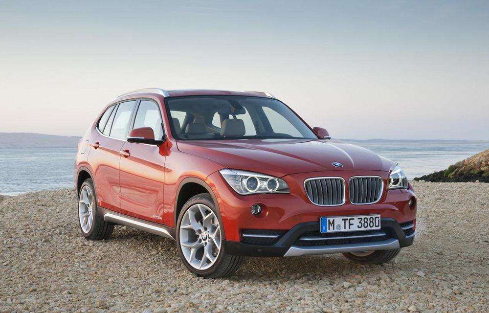 BMW ar putea lansa o nouă marcă pentru piaţa din China - Poza 1