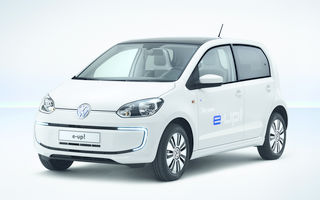 Volkswagen E-Up! - varianta de serie a modelului Up cu motor electric