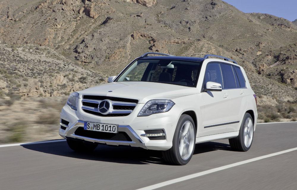 Viitoarea generaţie Mercedes-Benz GLK nu va primi o variantă AMG - Poza 1
