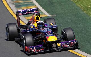 """Vettel: """"Timpii sunt irelevanţi, vremea se schimbă în weekend"""""""