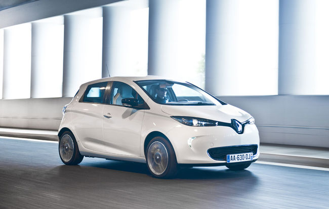 Test drive Renault Zoe (2012-2017)