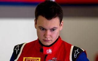 Robert Vişoiu va concura şi în AutoGP, pe lângă programul din GP3