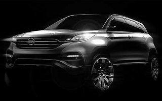 Ssangyong LIV-1: primele schiţe ale conceptului care anunţă viitorul Rexton