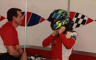 Vişoiu începe la Monza campania în AutoGP
