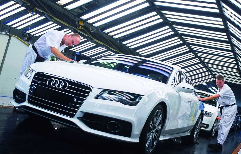 Audi adaugă un schimb suplimentar la Neckarsulm pentru a răspunde cererii pentru A6 şi A7 - Poza 3