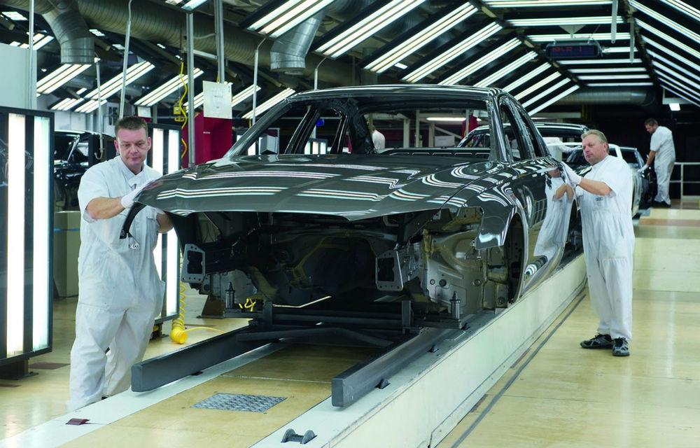 Audi adaugă un schimb suplimentar la Neckarsulm pentru a răspunde cererii pentru A6 şi A7 - Poza 1