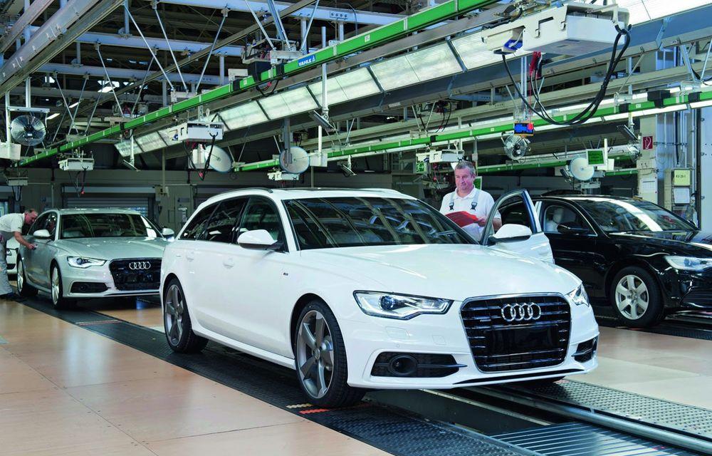 Audi adaugă un schimb suplimentar la Neckarsulm pentru a răspunde cererii pentru A6 şi A7 - Poza 2