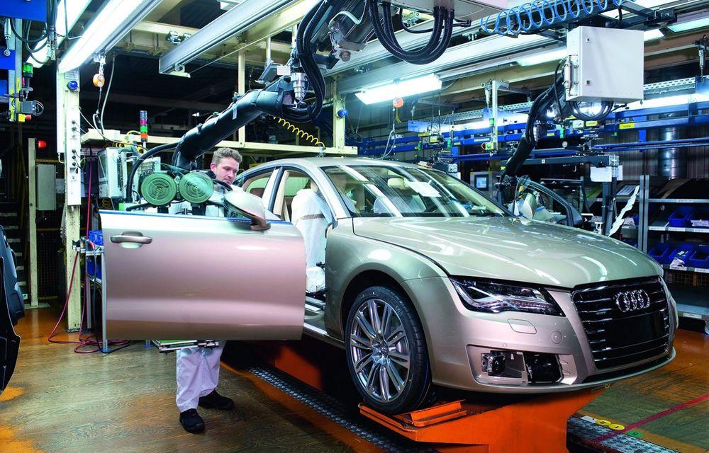 Audi adaugă un schimb suplimentar la Neckarsulm pentru a răspunde cererii pentru A6 şi A7 - Poza 4