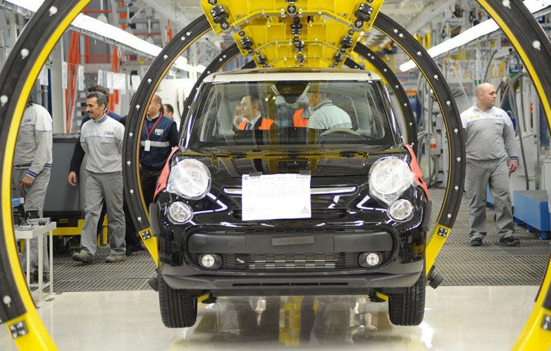 Fiat creşte producţia uzinei sale din Serbia pentru a face faţă cererii lui 500L - Poza 1