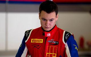 Robert Vişoiu a terminat pe trei şi şase cursele de debut din AutoGP