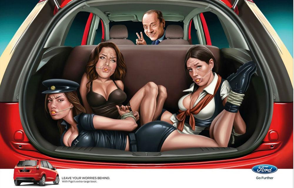 Ford îşi cere scuze pentru reclamele ofensatoare difuzate în India - Poza 1