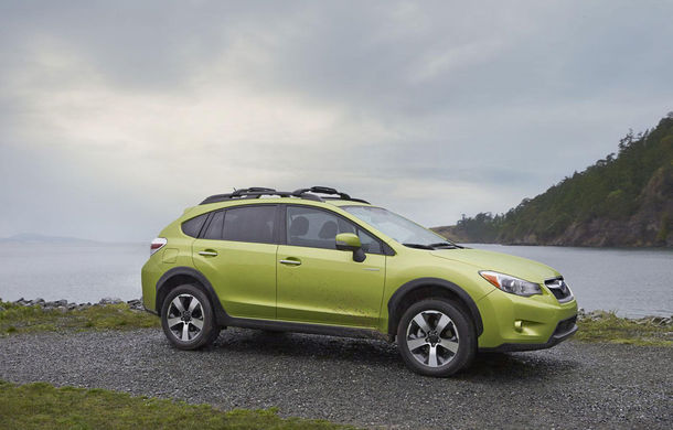 Subaru XV Crosstrek Hybrid - primul hibrid al japonezilor consumă 7.5 l/100 km - Poza 1